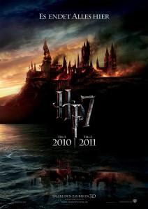 Harry Potter und der erste Part des zweiteiligen siebten Teils der in acht Werken verfilmten Buchreihe