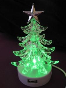 Ja, USB-Ports können weihnachtliche Gefühle vermitteln!