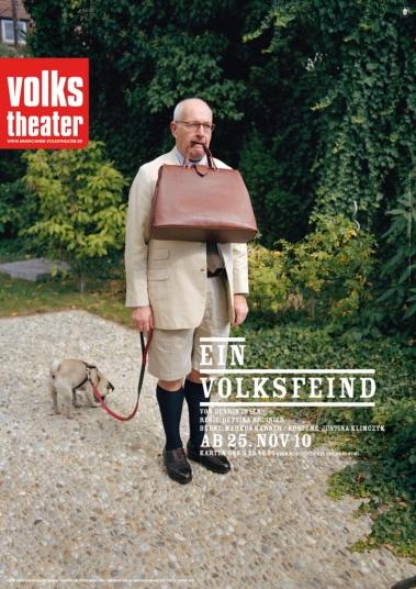 Volks(Theater)Demokratie – Ibsens Volksfeind im Münchner Volkstheater