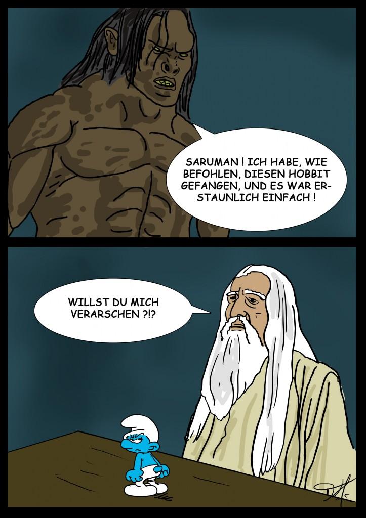Der blaue Hobbit