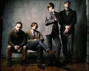 """Death Cab for Cutie – """"Codes and Keys"""""""