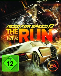 "Need for Speed ""The Run"" oder ""Wie kommt man …"