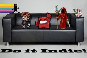 Do it Indie! – Die neue Gamingreihe des Dispositivs