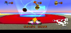 Extra-Leben: Crash Team Racing – ´the game that made kart racing cool´