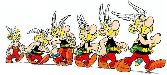 Citaten Asterix En Obelix : Striptease asterix die spinnen franzosen… äh römer