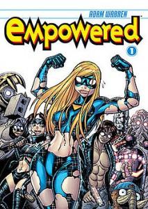 Empowered – Die Leiden einer Superheldin