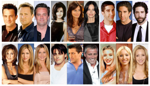 Friends Then And Now Friends The Movie  2015