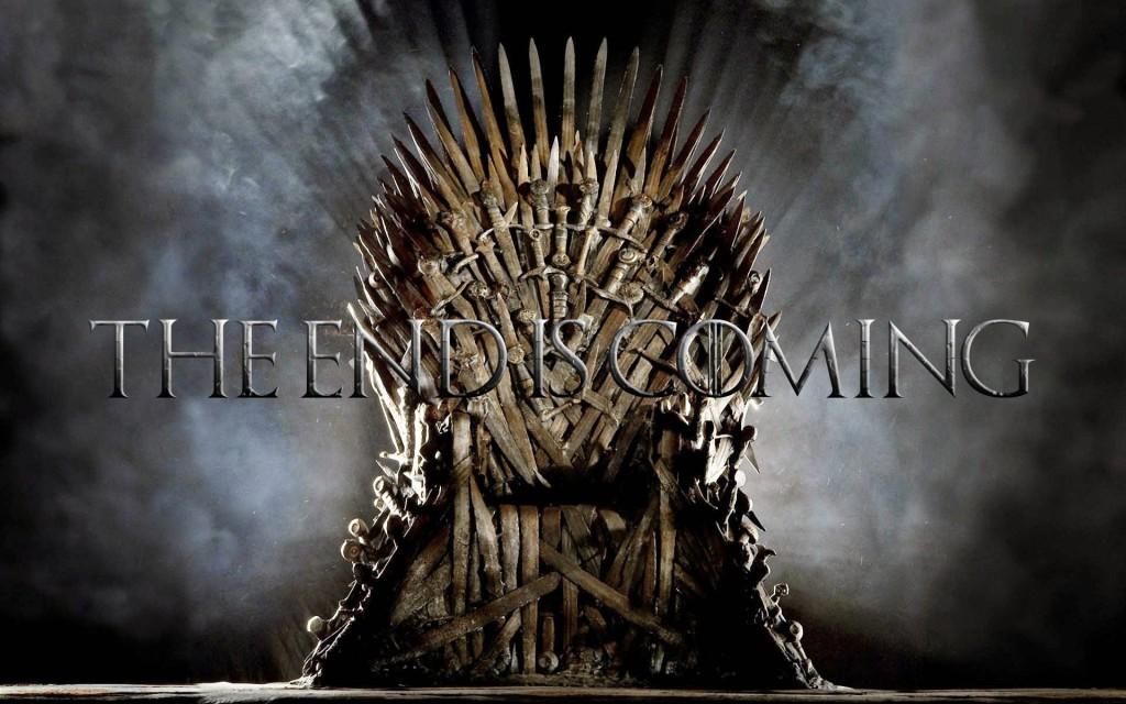 Game of Thrones Replica Iron Throne Wallpaper Kopie