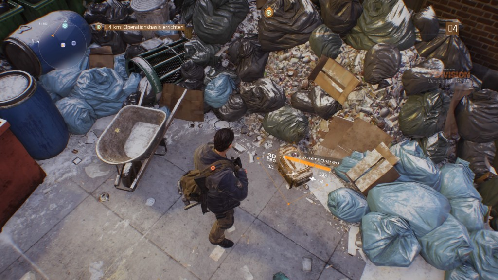 Tom Clancy's The Division™ Beta Müllbeutel